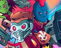 Guardians of the Galaxy Vol.2 Fan Art