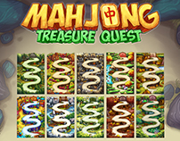 "Game locations for ""Mahjong Treasure Quest"" (Part 2)"