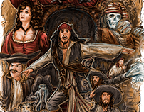 Pirates of the Caribbean: 50th Anniversary
