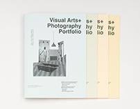 Visual Arts and Photography Portfolio Editorial Design