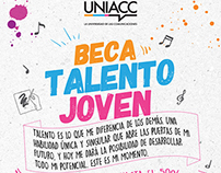 UNIACC Beca Talento Joven 2015