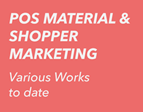 POS & Shopper Marketing