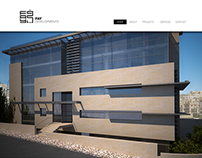 Website Design - FAY Developments