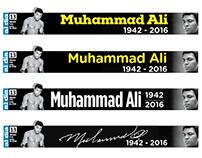 Especial: Muerte de Muhammad Ali