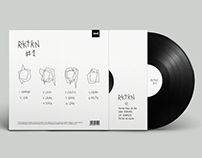 RAKETKANON / LP Design