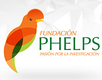 Logotipo Fundación Phelps
