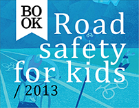 Book «Road safety for kids»
