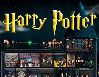 Harry Potter 20 Anniversary