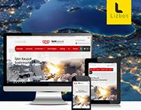 İşler Kauçuk Web Sitesi Projesi