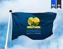 Kokoro Logo Creative Design ®