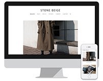 Stone Beige - website