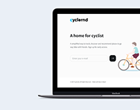 Cyclernd | Landing Page