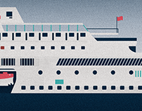 DFDS Poster Competition