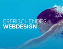 Webdesign mit Videos für Firmen