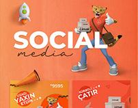 Social Media | Limak Cargo