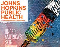 JHPH: art direction + magazine design