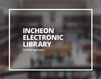Incheon Electronic Library for iPad Redesign