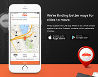 Rydo App