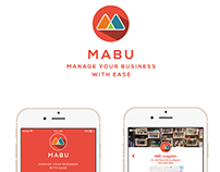 MABU - Business App and logo design