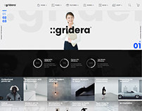 Gridera — WordPress Theme