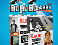 Bizzarre music festival
