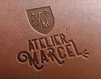Atelier Marcel Branding