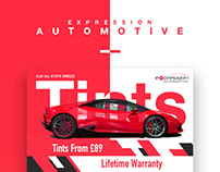 Expression Automotive, E-mailer