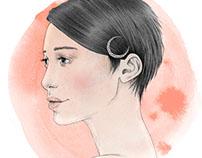 Redbook Hair step by steps