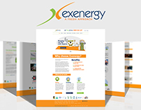 Exenergy Website