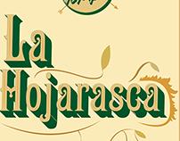 Diseño de Cartel y Portada, Libro (La Hojarasca) Gabrie