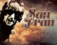 San Fran Album Art