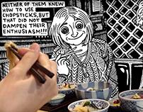 Cathy & Glen's Trip to Japan