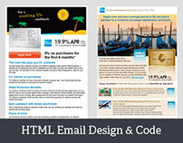 Love Creative UK HTML Email Design & Build