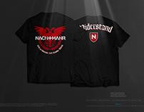 NACHTMAHR • Widerstand • The T-Shirt