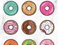 Donut Eat