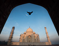 Taj Mahal - A Symbol of Eternal Love