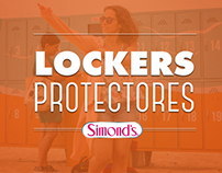 Lockers Protectores - Simond's