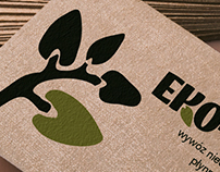 wizytówka, eco