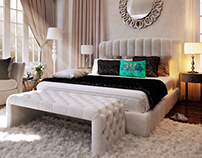 Bedroom Interior Visualization