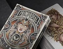 PRIMORDIAL PLAYING CARDS