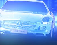 Mercedes AMG Electric