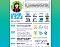 Arianna Iacovelli - Resume
