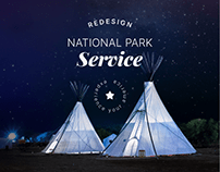 National Park Service — redesign