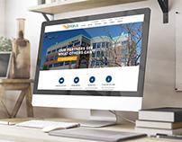 Telarus - Telecom Company Home Page Redesign
