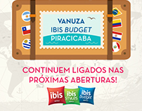 ibis hotel - Work Collection