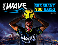 Milwaukee Wave Indoor Soccer Team
