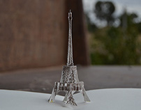 Pop Up Gustave Eiffel