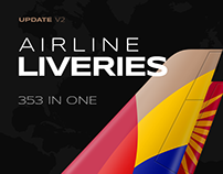 Airline Liveries v.2