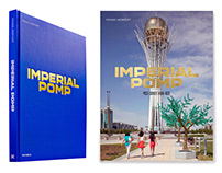 """Book """" IMPERIAL POMP - POST SOVIET HIGH-RISE"""""""