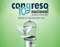 10 Congreso nacional de líderes estudiantiles / CNC